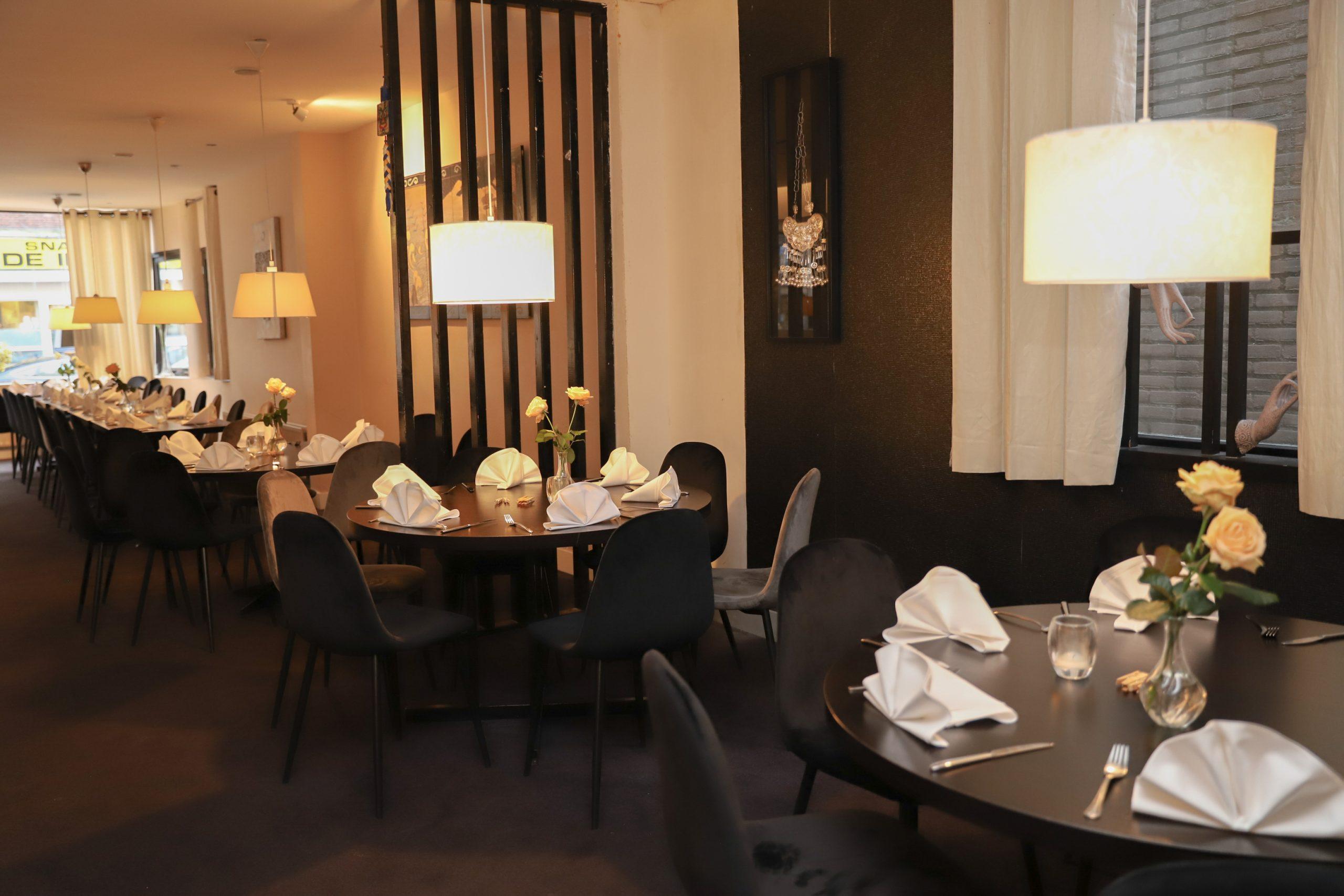 Restaurant SU binnen